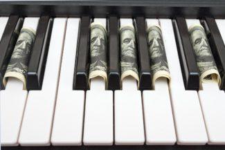 Музыка и деньги