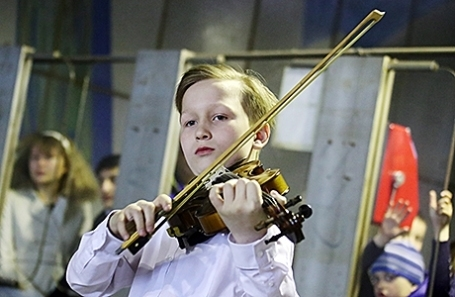 В Москве выселяют старейшую музыкальную школу. Фото: Артем Коротаев/ТАСС