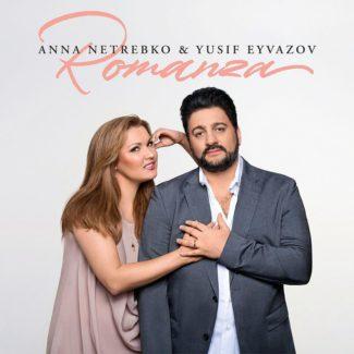 """CD """"Romanza"""" включает дуэты Анны Нетребко и Юсифа Эйвазова"""