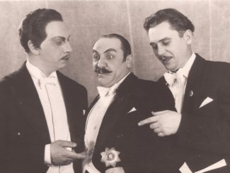 В далеком 1947 году в городе на Иртыше открылся Омский областной театр музыкальной комедии