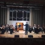 В ДШИ им. Стравинского состоялся концерт юных органистов