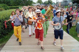 В День Победы в Москве состоится фестиваль шагающих оркестров