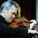 Новосибирский академический симфонический оркестр и Вадим Репин отправляются на гастроли в Европу