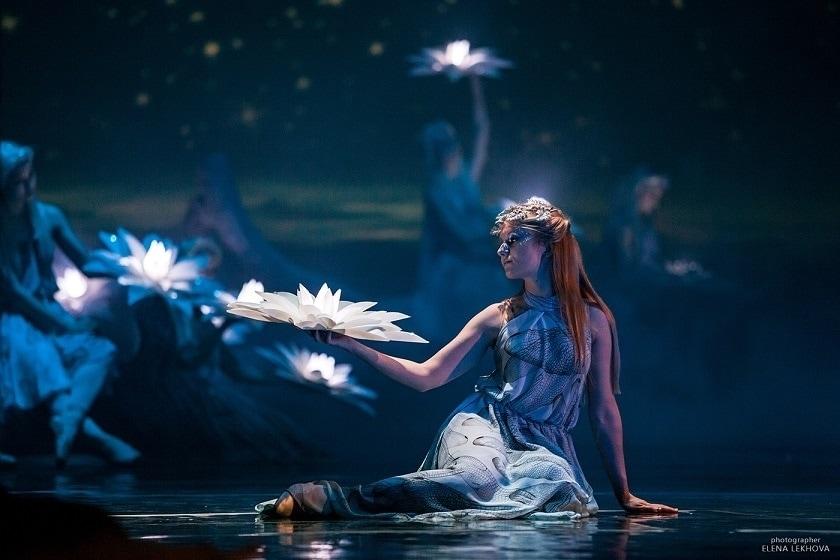 В Екатеринбургском театре оперы и балета прошла премьера оперы Дворжака «Русалка».. Фото - Елена Лехова