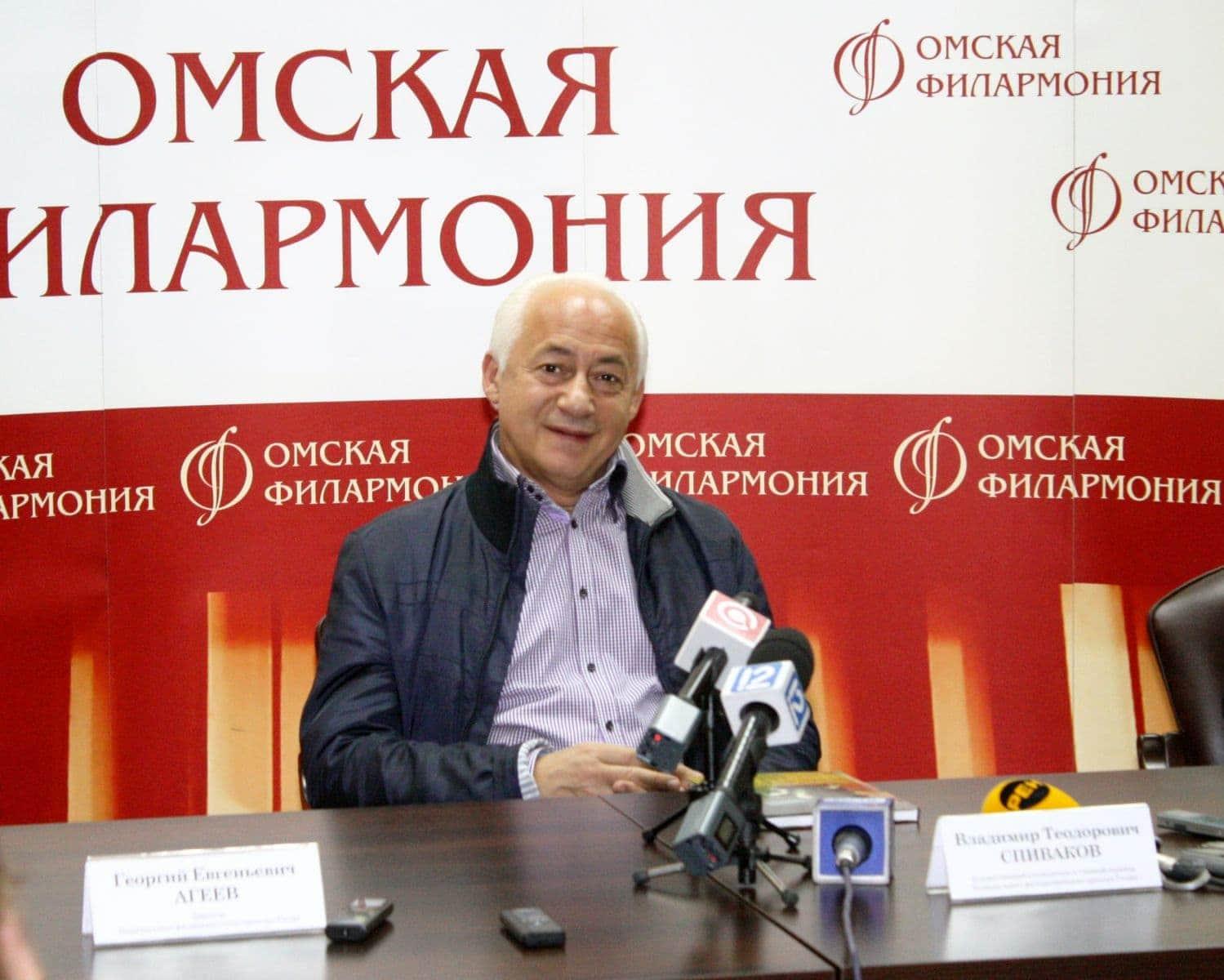 """В Омске проходит фестиваль """"Владимир Спиваков приглашает..."""""""