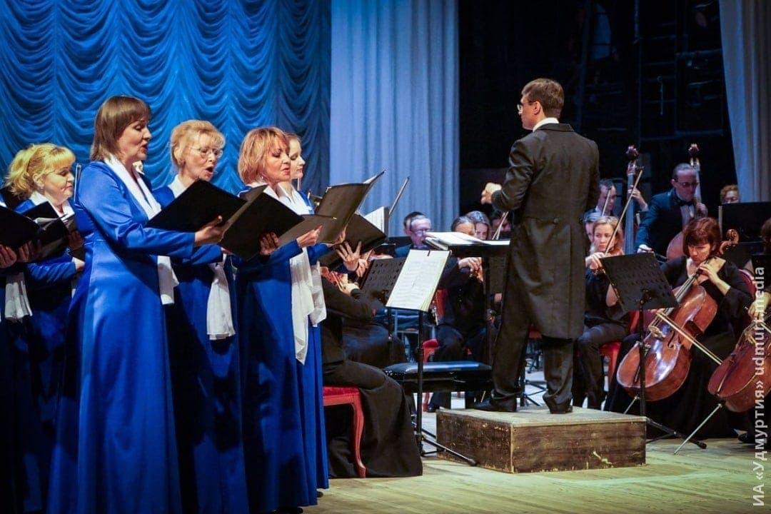 Проект «Таланты Удмуртии» впервые представили в Ижевске. Фото - Григорий Фомин