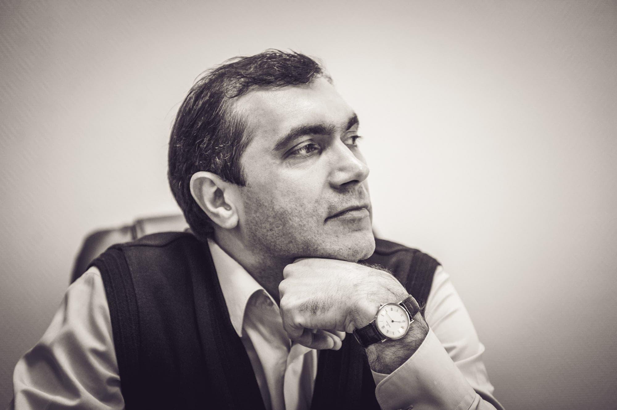 Ярослав Ткаленко. Фото - Владимир Дударев