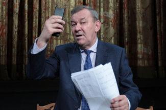Гендиректор Большого владимир Урин видит будущий сезон, как картину. Фото: Сергей Куксин/ РГ