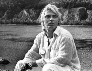 Дмитрий Хворостовский в Красноярске, 1997 год. Фото - facebook