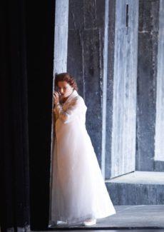 Ольга Бессмертная в опере «Пеллеас и Мелизанда». Фото - Wiener Staatsoper / Michael Pohn