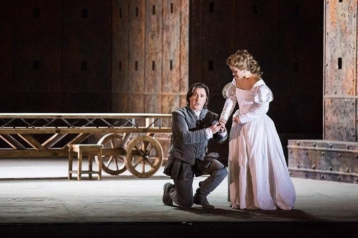«Ромео и Джульетта» Шарля Гуно в театре «Новая опера»