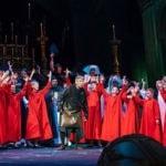 """""""Тоска"""" Пуччини на сцене Национальной оперы Украины"""