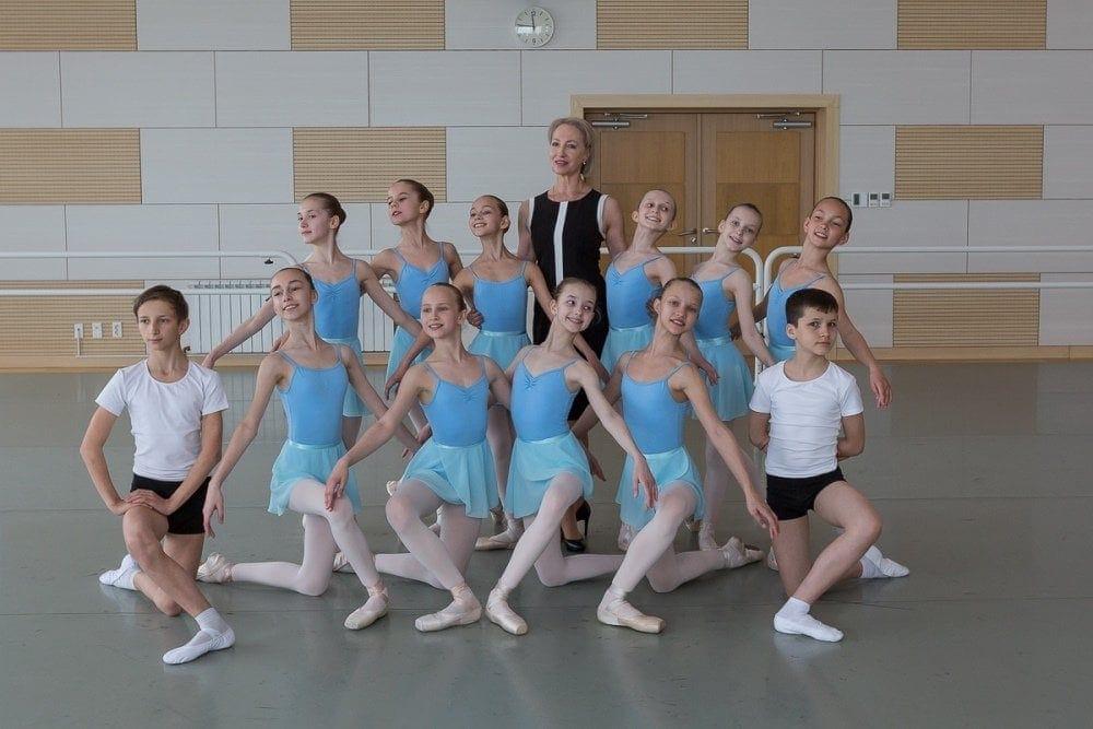 Юные танцоры из владивостокского филиала Вагановки успешно прошли первые экзаменационные испытания. Фото: пресс-служба Приморского края
