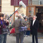 Белорусские документалисты сняли фильм к юбилею Александра Анисимова