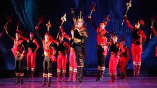 "Балет ""Красавица Ангара"" в Бурятском театре оперы и балета"