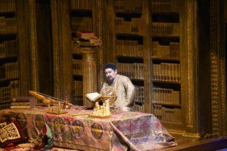 Опера «Абай» в Астане