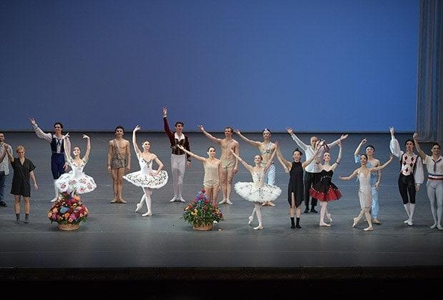 Международный конкурс артистов балета и хореографов проводится в Москве раз в четыре года. Фото - Алексей Дружинин
