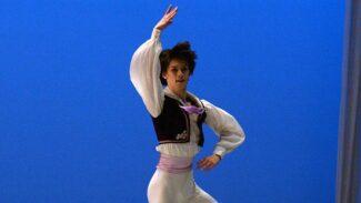 XIII Международный конкурс артистов балета и хореографов. Фото: Юрий Мартьянов / Коммерсантъ