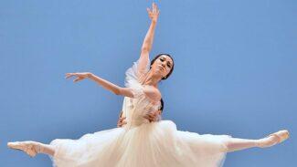 XIII Международный конкурс артистов балета и хореографов. Фото: Петр Кассин / Коммерсантъ