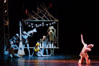 Закрытие фестиваля - балеты Стравинского. Фото - Антон Завьялов/diaghilevfest.ru