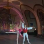 """На станции """"Новослободская"""" выступили артисты труппы """"Кремлевский балет"""""""