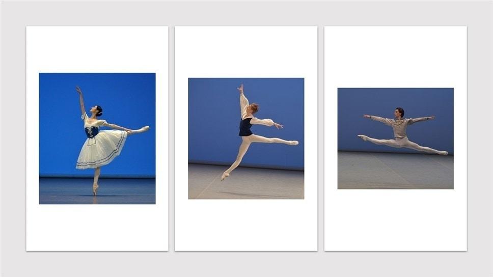 XIII Международный конкурс артистов балета и хореографов. Фото - Игорь Захаркин