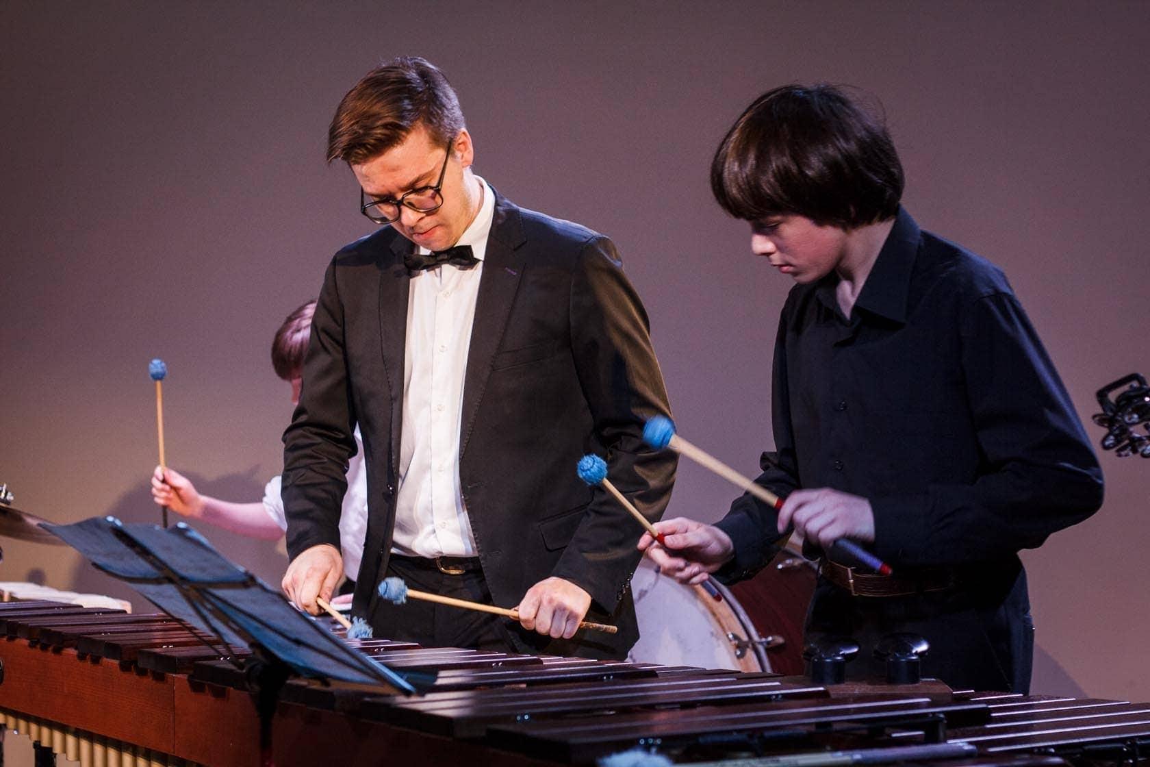 Ростислав Бальчюнас со своими учениками покорил зал и жюри конкурса