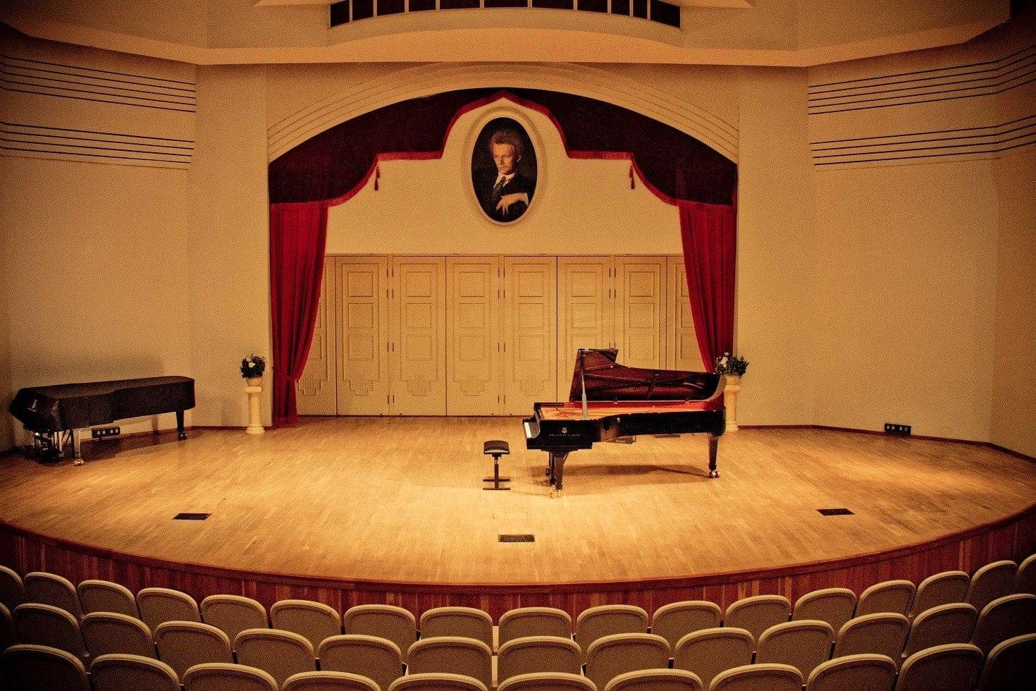 Концертный зал ЦМШ
