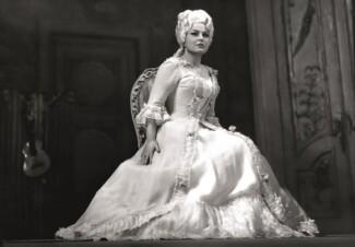 Маквала Касрашвили в роли Графини