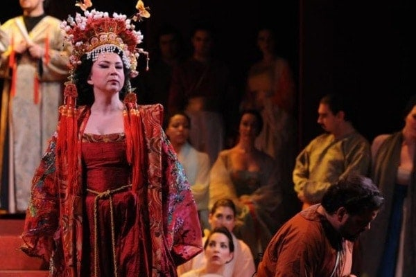 Ирина Риндзунер исполнит главную партию в опере «Турандот» на знаменитом фестивале Пуччини в Италии