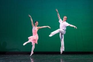 Гала-концерт на Международном фестивале балетного искусства им. Рудольфа Нуреева