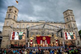 """Фестиваль """"Оперетта-парк"""" пройдет в Гатчине"""