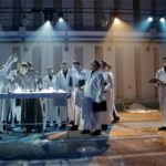 Упражнения и танцы Гвидо. Фото - Елена Лапина / Театр им. Сац