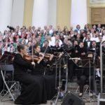 XX Большой хоровой собор прошел в Ижевске. Фото - Алёна Селезнёва