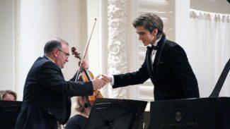 Евгений Марков и Дмитрий Харитонов. Фото - Татьяна Андреева