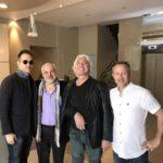 Дмитрий Хворостовский прилетел в Красноярск и готовится к концерту