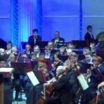 Кузбасский губернаторский симфонический оркестр выступил в Китае на берегу озера