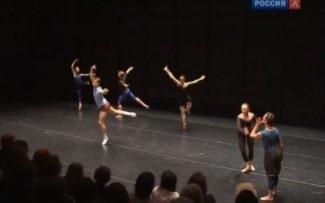 Открытая репетиция балета в МАМТе