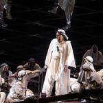 В итальянскую оперу внедрился Восток. Фото - пресс-служба «Геликон-оперы»