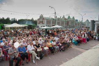 Фестиваль «На ступенях». Фото - Александр Гурьянов
