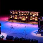 Олеся Ростовская на фестивале карильонной музыки «Белгородский звон»