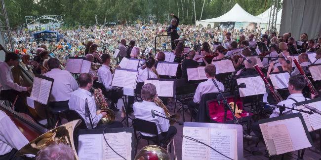 В Омске 10 июня состоится музыкальный фестиваль «СимфоПарк»