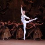 """В Хиросиме """"Лебединым озером"""" открылись юбилейные гастроли балета Большого театра"""