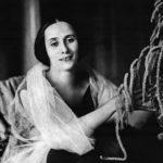 Анна Павлова, 1920 год. Фото - ТАСС