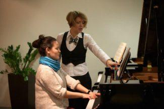 Полина Осетинская и Алия Самойлова