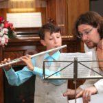 Флейтовая мастерская Николая Попова в рамках II Международной летней творческой школы ЦМШ