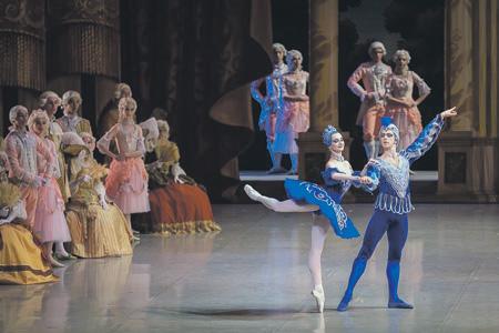 Балетная труппа Приморской сцены Мариинки