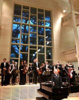 Валерий Гергиев открыл новый концертный зал под Репино