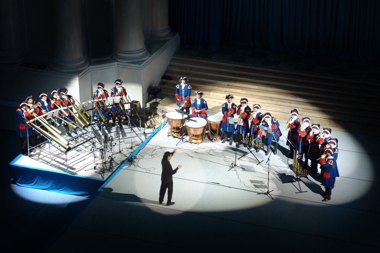 Российский роговой оркестр