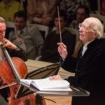 Геннадий Рождественский открыл цикл «Истории с оркестром»